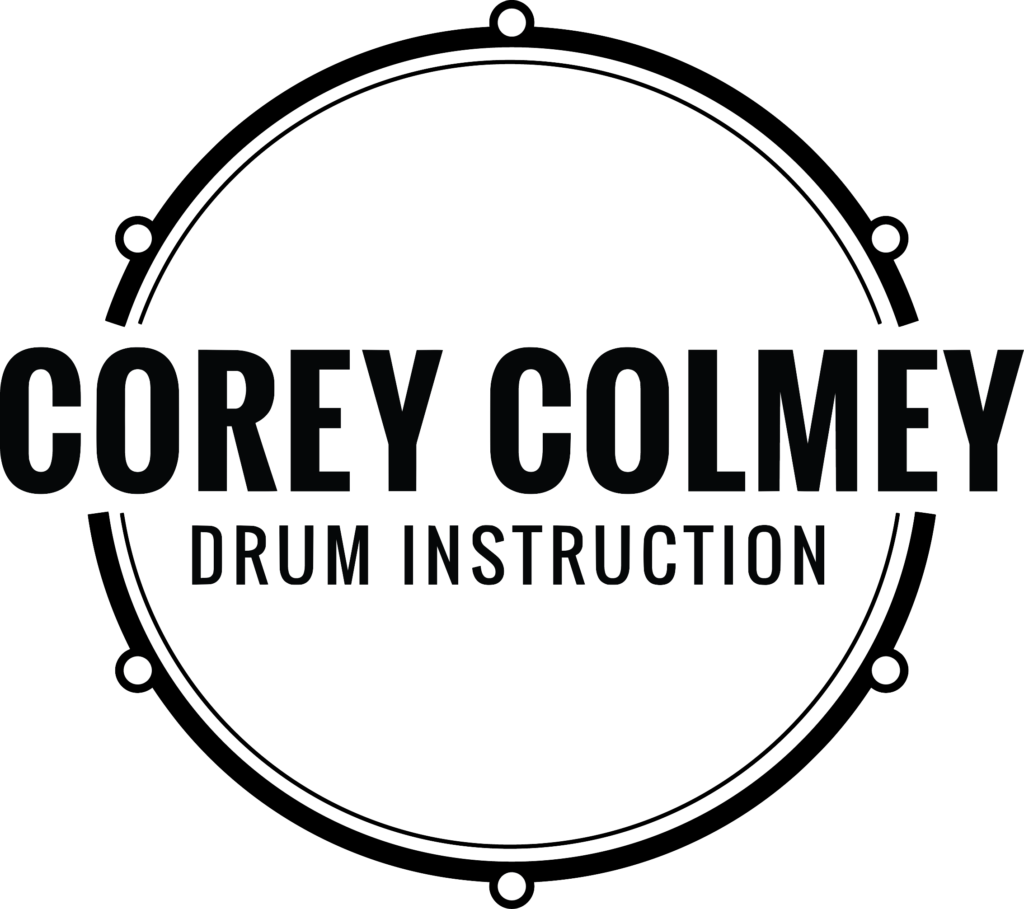Corey teaches drum lessons in rome ny