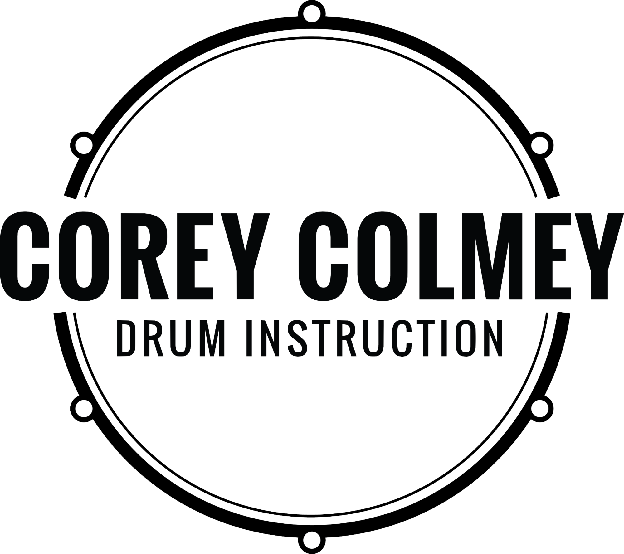 Corey Colmey Drum Instruction